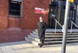 Judge Geoffrey Marson Is Soft On Paedophiles