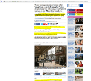 """Press Promote Tommy  – From """"Nazi"""" To """"Passer-By"""""""