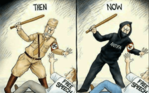 The Authoritarian Left's Progressive And Virtuous Hatred