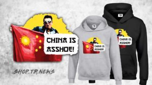 """I found the """"China is asshoe"""" guy alive!"""
