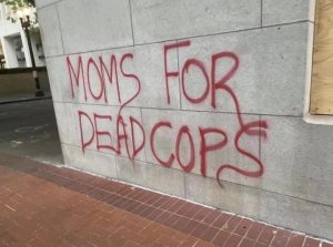 """""""Mostly Peaceful Protests"""" Continue In Portland"""