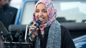 """Marxist Ilhan Omar calls for """"dismantling"""" the """"economic and political systems"""" of the U.S. so they can be replaced with poverty and authoritarianism"""