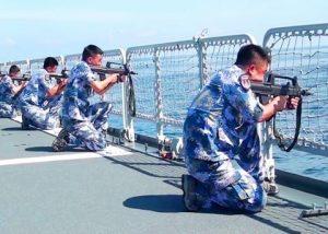China Initiates 5 Simultaneous Military Drills 'Directed At Taiwan'