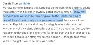 The Truth About the Capitol Siege