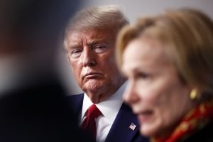 Birx Says Hitler-Like Trump Responsible for Hundreds of Thousands of Coronavirus Deaths