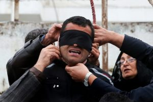Iran Hangs Four Men Who Forced a Husband to Watch as They Gang-Raped His Wife
