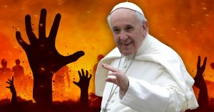 "The Alleged ""Pope"" Calls for a ""New World Order"" as a Response to Alleged Pandemic and Alleged Global Warming"