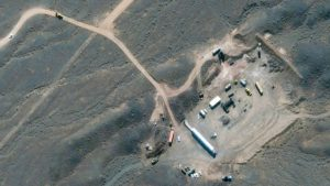 We're Headed for the Big One: Israel Attacks Iranian Nuclear Facility Again