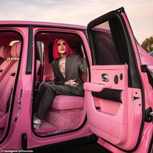 Jeffree Star and Boyfriend Nearly Killed In Car Crash In Wyoming