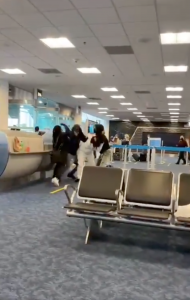 Children Have Been Beating Each Other Up at the Airport for Eons