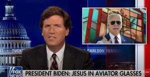 Tucker Carlson is a Ride or Die Nigga