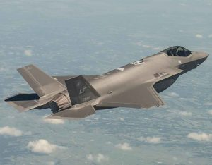 A Quiet Burial for the F-35