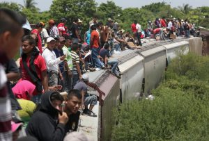 In March Alone, 172,000 People Arrested Crossing from Mexico Into the US