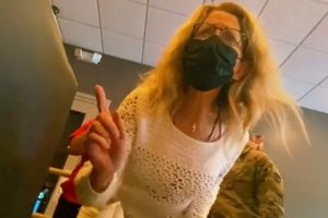 New York Post Jew Reports on Rando White Woman Getting Angry at Black Soldiers