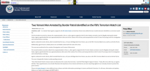 Yemeni Islamic Terrorists Caught Trying To Cross U.S. Border, Biden Forces CBP To Cover It Up