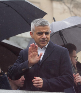 London: No City for White Men