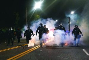 Nearly 900 Women Report Abnormal Periods After Being Teargassed in Portland Protests