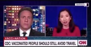 """CNN Fears Americans May """"Enjoy Freedoms"""" Without Getting Fake Vaccine"""