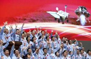 China Lands a Spacecraft on Mars for the First Time