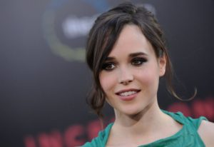 Actress Ellen Page Says Cutting Her Breasts Off to Pretend to Be a Man Saved Her Life