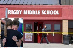 Idaho: Girl Shoots Up School – Kills No One