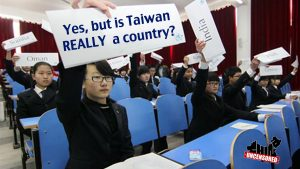 "China Responds to G7 Statements on ""Taiwanese Independence"""