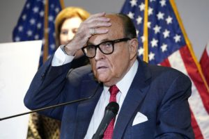 Rudy Giuliani Banned From Practicing Law in New York for Saying the Election Was Stolen