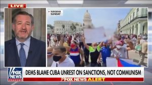 Cuba: American Media Using Footage of Pro-Government Protests, Saying They're Anti-Government Protests