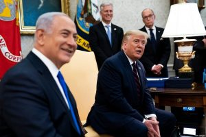 "Jews Demanded Trump Strike Iran After He ""Lost"" the Presidency"