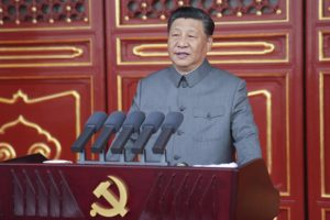 """Xi Jinping: """"Broken Heads and Bloodshed"""" for Those Who Attempt to Bully China People"""