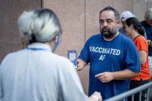 New York and San Francisco Both Introducing Proto Vaccine Passport
